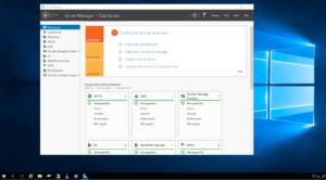 Desktop Experience Windows Server 2016